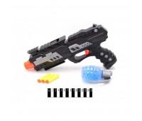 Пістолет з гелевими і паралоновими кулями (кулі в комплекті, кульок) YT8810-1 р.22*6,5*40 см *