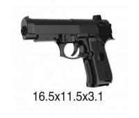 Пистолет 06 (288шт/2) в пакете 22*14 см *