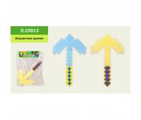 Меч JL15013 (144шт/2) в пакете 24*39см *