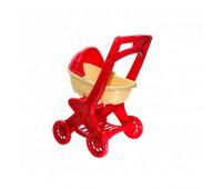 Візок для ляльок з люлькою, артикул 0121/03 *