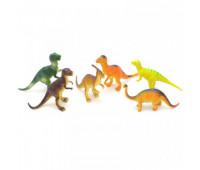 Набор динозавров в кульке 6шт FY-013 *