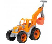 Трактор с ковшом (6)