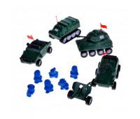 Набор 2 в сумке (Патриот) Военная техника *