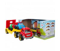 Машина автовоз со стройплощадкой (4)