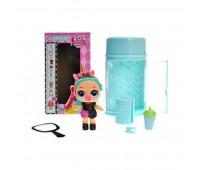 """Кукла """"L.Q.L"""" с волосами в коробке TM003-58B1 р. 7,5*7,5*13,5см *"""