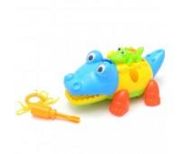 Крокодильчики на ключику (кульок) 5006B р.18*12*8,5см *