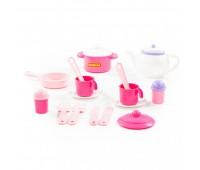 Набір дитячого посуду