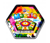 """Мозаика """"Цветной мир"""" (220 эл.)(36)"""