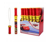 Мыльные пузыри KC-0060 (96 шт) Cars 160 мл. 24 шт в блоке, 4 блока в ящике,цена за 1 шт, упак. – 28*
