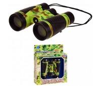 Бинокль 13712-01 (144шт/2) в коробке 16*5*19.5 см, р-р игрушки – 11*4*10.5 см *