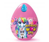"""Креативное творчество (яйцо)""""Unicorn WOW Box"""" укр (2) *"""