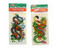 Татуировки цветные ((15))