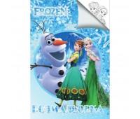Розмальовка А4: Снігові принцеси 2