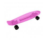 Скейт розовый (4шт)