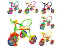 Велосипед трехколесный TILLY TRIKE T-317 6цв.