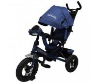 Велосипед трехколесный TILLY CAMARO T-362 Синий /1/ *