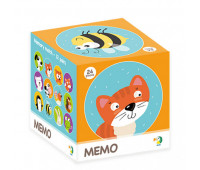 DODO Настольная игра Мемо Животные (54)