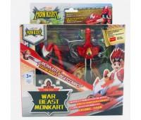 Игрушки, Monkart Draka (красный)