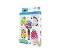 Набір тіста для ліплення TM Lovin''Do Edu kids Ігри для пальчиків 4 (12)