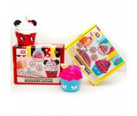 Набор для творчества ТМ Candy Cream Mousecorn Cupcake (14)
