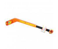 Хокейная клюшка с шайбой LH-61003 р. 67*16*5 см.