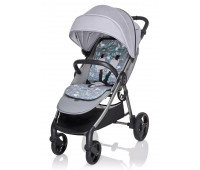 Коляска Baby Design WAVE 27 LIGHT GRAY