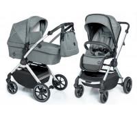 Коляска Baby Design SMOOTH 07 GRAY