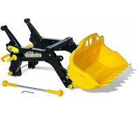 Ковш Rolly Toys rolly Backhoe John Deere чорно-жовтий