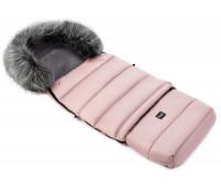 Зимний конверт Bair Arctic с удлинением  розовый пудра