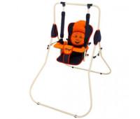 Качель Babyroom Casper графит-оранжевый