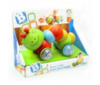 Sensory B kids Развивающая игрушка-каталочка