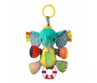 INFANTINO Игрушка навесная мягкая с прорезывателем