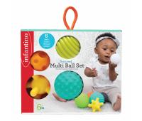 INFANTINO Набор текстурных мячиков