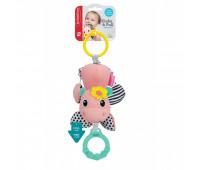 INFANTINO Навесная мягкая игрушка с прорезывателем
