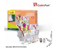 CubicFun Трехмерная головоломка-конструктор