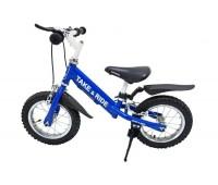Велобег Take&Ride RB-40 Classic сине-белый *