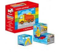 Деревянные кубики. Транспорт ZB1001-03 (укр) (16)