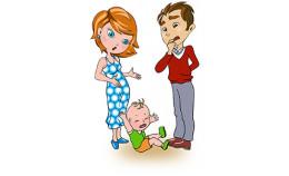 Причины детских капризов. Советы родителям