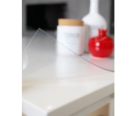 Силиконовая  скатерть, мягкое стекло матовое, 2 мм