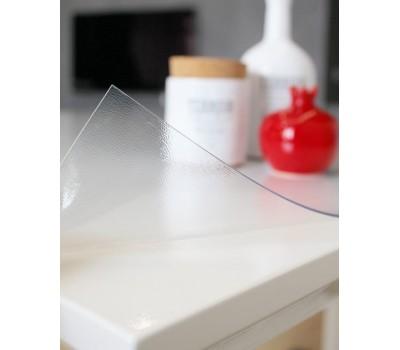 Мягкое стекло матовое Силиконовая защитная скатерть на стол, толщина 2 мм