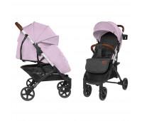 Коляска прогулочная CARRELLO Astra CRL-5505 Apricot Pink +дождевик S /1/