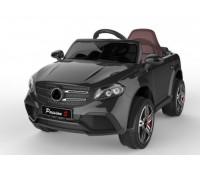 Электромобиль FL1558 EVA BLACK джип на Bluetooth 2.4G Р/У 2*6V4.5AH мотор 2*25W з MP3 104*64*53 /1/