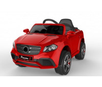 Электромобиль FL1558 EVA RED джип на Bluetooth 2.4G Р/У 2*6V4.5AH мотор 2*25W з MP3 104*64*53 /1/