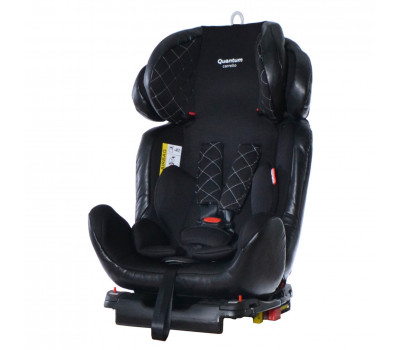 Автокресло CARRELLO Quantum CRL-11803/1 ISOFIX Black Panther группа 0+1+2+3 /2/