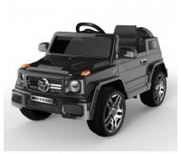 Электромобиль FL1058 EVA BLACK джип на Bluetooth 2.4G Р/У 2*6V4.5AH мотор 2*25W с MP3 117*69*53 /1/