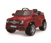 Электромобиль FL1058 EVA RED джип на Bluetooth 2.4G Р/У 2*6V4.5AH мотор 2*25W с MP3 117*69*53 /1/