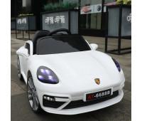 Электромобиль T-7660 EVA WHITE легковой на Bluetooth 2.4G Р/У 12V4.5AH мотор 2*15W з MP3 105*66*56 /1/