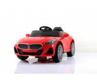 Электромобиль T-7661 EVA RED легковой на Bluetooth 2.4G Р/У 6V7AH мотор 2*18W з MP3 102*61*55 /1/