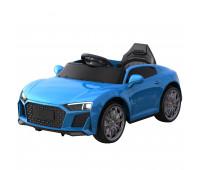 Электромобиль T-7662 EVA BLUE легковой на Bluetooth 2.4G Р/У 6V7AH мотор 2*18W з MP3 102*61*55 /1/