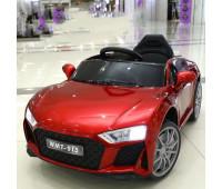 Электромобиль T-7662 EVA RED легковой на Bluetooth 2.4G Р/У 6V7AH мотор 2*18W з MP3 102*61*55 /1/